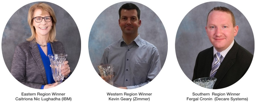 Regional winners project management